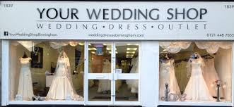 Wedding Dress Shop Your Wedding Shop Outlet Wedding Dresses Bridal Wear Shop In