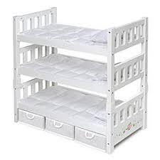 badger basket doll crib with cabinet badger basket doll crib with cabinet and bedding