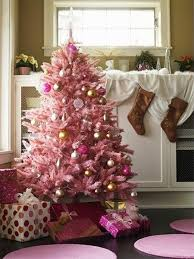 pink christmas 20 amazing ways to spread pink christmas decor throughout your home