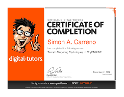 Digital Resume Resume Simon Carreño