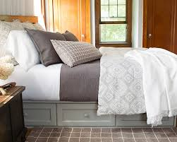 a serene family friendly bedroom makeover