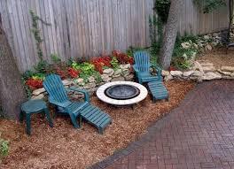 Images Of Backyard Fire Pits by The 25 Best No Grass Backyard Ideas On Pinterest No Grass
