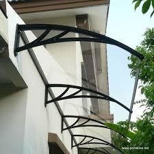 pensilina tettoia in policarbonato plexiglass pensiline net pensiline in plexiglass