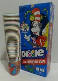 dixie cups dr seuss dixie cups 5oz bathroom cups jim henson the wubbulous
