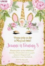 party invitations unicorn invitation rainbow birthday party invitations invites