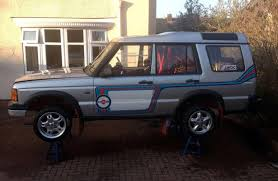 for sale land rover discovery 2 with bmw m3 engine performancedrive