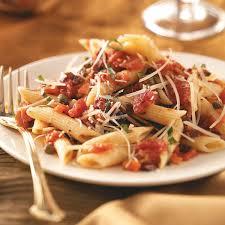 Home Dinner Ideas Pasta Puttanesca Recipe Taste Of Home