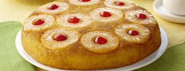 dole pineapple upside down cake