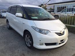 toyota estima used toyota estima hybrid 2008 best price for sale and export in