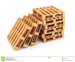 wooden pallets stack stock photo image 38363840
