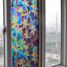 Stained Glass Window Decals Glass Door Privacy Image Collections Glass Door Interior Doors