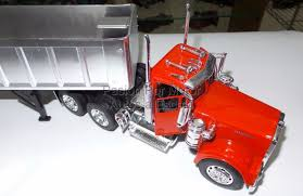 kenworth w900 canadiense 1 32 kenworth w900 1979 con gondola new ray trailer 715 00 en