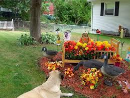 fall garden decorating ideas best idea garden