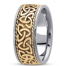 celtic rings wedding images Unisex celtic wedding rings uug hm209 jpg