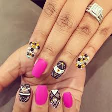 27 funky nail art designs ideas design trends premium psd
