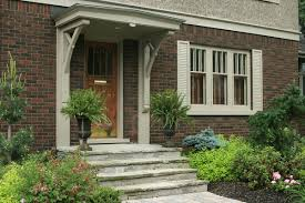 additions and renovations house designs interior designersmartin this exterior update included a new entrance canopy and stone steps