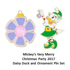 wdw store disney merry christmas party pin 2017