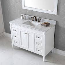 bathroom vanities fabulous classical white bathroom vanity set