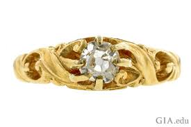 art nouveau engagement rings how to get the style