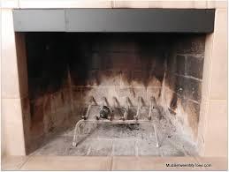 smoky fireplace binhminh decoration