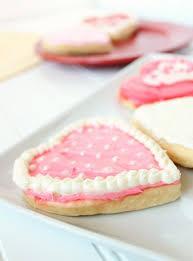 valentines cookies sugar cookies six stuff