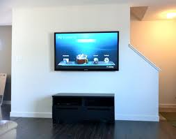 at first glance u2026 wall mounting a flat screen tv seemed like a