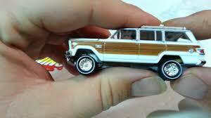 kaiser jeep wagoneer johnny lightning 2016 1981 jeep wagoneer youtube