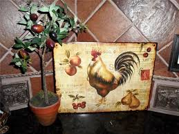 Rooster Decor For The Kitchen Rooster Kitchen Decor Hobby Lobby U2014 Kitchen U0026 Bath Ideas Fun