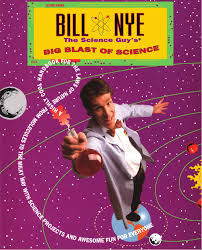bill nye the science guy u0027s big blast of science bill nye