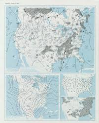 Weather Map Louisiana the great flood of 1983