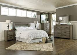 Driftwood Bedroom Furniture by Styleline Barnwood Q Hb Fb Rls Drssr Mir Chest Nstand Efo