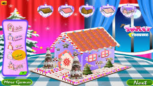 Decorate A House Game by Decorate A Gingerbread House Online Game House Interior