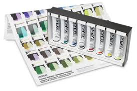 acrylic painting supplies what you need to get started with