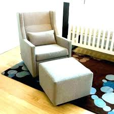 Nursery Room Rocking Chair Modern Rocking Chair Baby Room Baby Gliders And Ottomans Ottoman