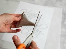 writing parchment paper how to decorate a cake devour cooking channel you can use mayonnaise or smooth mustard to practice your writing use a parchment paper pastry bag or a pastry bag fitted with a very small round piping