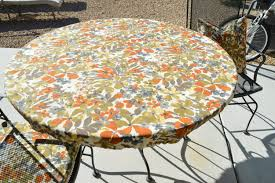 Patio Furniture Cover With Umbrella Hole - fitted tablecloth table cover elastic drawstring stain