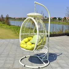 Hanging Chair Outdoor Furniture Trade Assurance Alibaba Leaf Design Garden Patio Furniture Outdoor