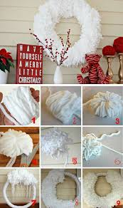 Anthropologie Home Decor Ideas 16 Diy White Christmas Decorations For The Home Craftriver