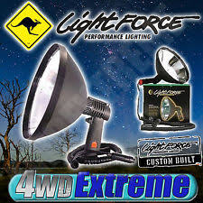 lightforce spotlight lights ebay