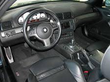 2003 Bmw 325i Interior Parts Bmw E46 Interior Trim Ebay