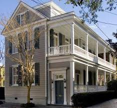 charleston home plans charleston double porch front porches pinterest porch side