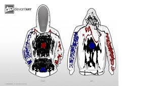8 bit hoodie design spray paint by thecolorwheel on deviantart