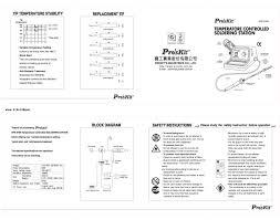 ocupo diagrama de reparcion para cautin proskit 6pk 976 yoreparo
