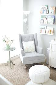 as baby nursery glider rocker chair with ottoman planning for