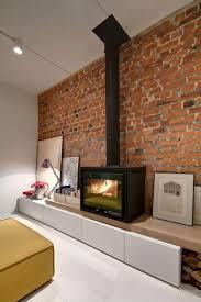 Living Room Design Brick Wall Captivating 70 Living Room Design Ideas Exposed Brick Design