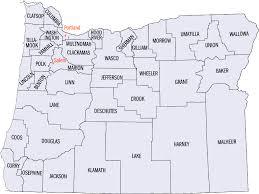 oregon statistical areas