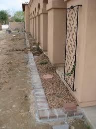 tuscan veranda project perimeter masonry