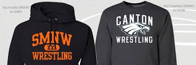 back to special packages custom apparel blue chip wrestling
