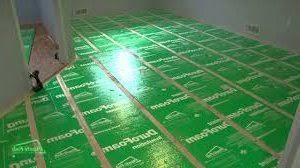 Basement Floor Insulation Thermaldry Insulated Floor Decking For A Warm And Mold Free