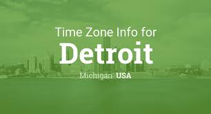 Time Zone Map For Usa by Daylight Saving Time Dates For Usa U2013 Michigan U2013 Detroit Between